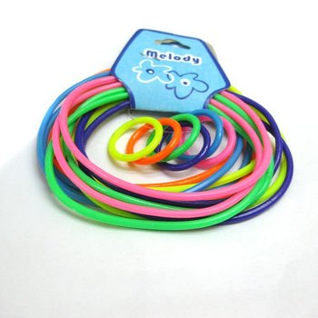 Gummy Bands Bracelets with ring HY059200