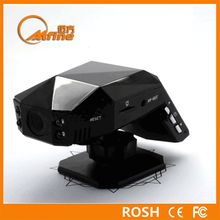 High quality Car Mini DVR H.264 2ch Full HD 1080P Black Box Car Camera