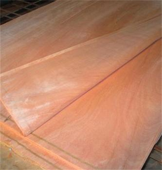 Market favorite wood veneer, natural Okoume wood veneer