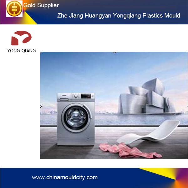 home appliances plastic mould, washing machine mould, plastic washer molding