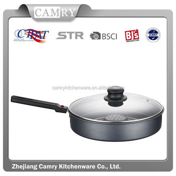 hot sale cookware in dry fry pan buy dry fry pan hot pot cookware premier cookware product on. Black Bedroom Furniture Sets. Home Design Ideas