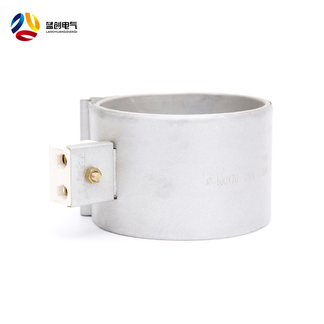 CE approved custom mica heater ring band