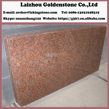 G562 Maple Leaf Granite