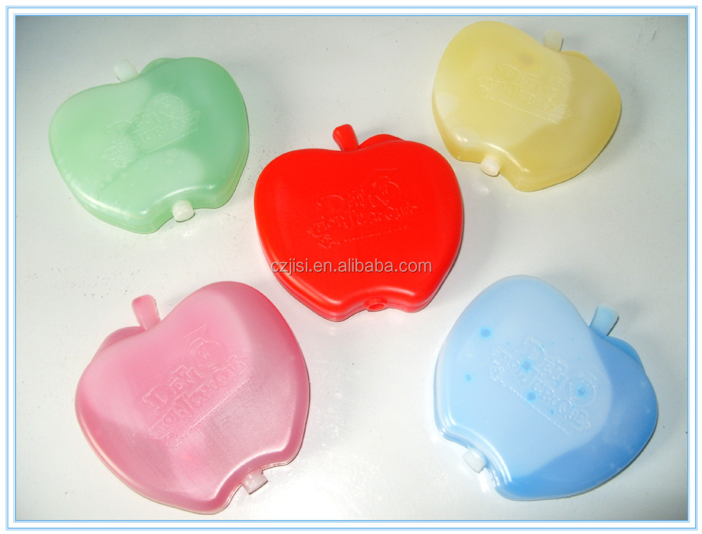 100ml bpa free and reusable ice cubes cute ice packs for drinks - Reusable Ice Packs
