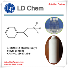 [1-Methyl-2-(Trichlorosilyl) Etilo]-Benceno 13617-25-9