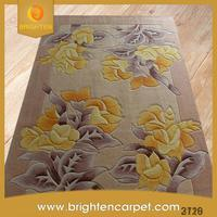Most Popular Top Sale Low Price Exhibition Wholesale Wool Tufted Carpet
