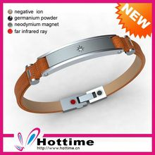 Insert Multicolor Genuine Handmade Leather Bracelet Ideas