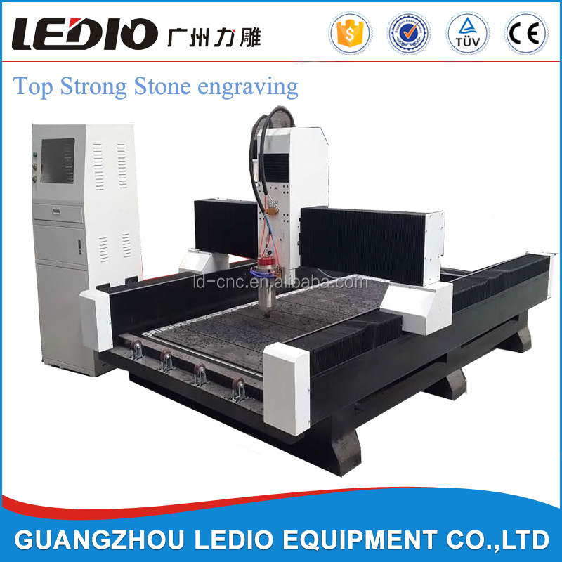 Guangzhou widely used Glass/Marble cnc engraving machine factory price