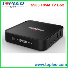 Google Smart TV Box Android 5.1 S905 TV box Codi 4k full HD internet TV BOX T95M