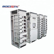 High Quality Factory Low Price GCK Low Voltage LV Metal Clad Draw Out Drawable Cubicle Switchgear Panel Manufacturer