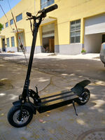 2017 new cool sport 2000W CE foldable mini electrical scooter