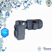 ChangZhou Machinery F Serie vertical gear motor / SEW gearbox