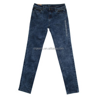 GZY jeans with designs on legs faded glory jeans for women