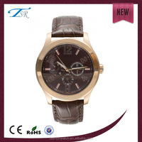 New arrival oversize watches for men with customer logo OEM and MOQ 500pcs