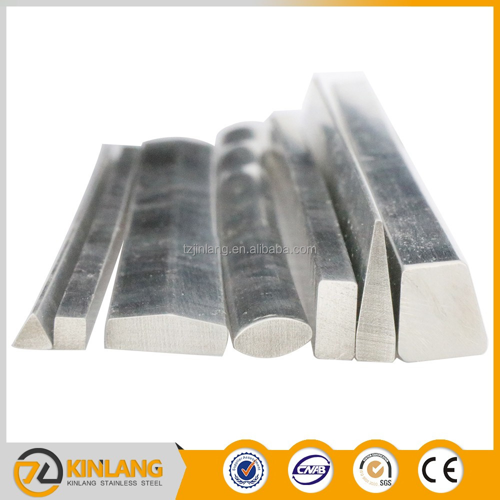 Round Square Hex Flat Angle Channel 316L stainless steel bar/rod