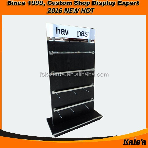 Retail headphone display stand for headphone shop stand design