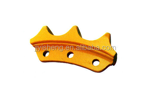 factory price bulldozer sprocket for D80 roller chain dozer sprocket