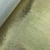 Bag Garment Metallic Sequin Gold Aluminum