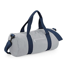 Plain Gym Travel Outdoor Barrel Duffle Bag Classic Color