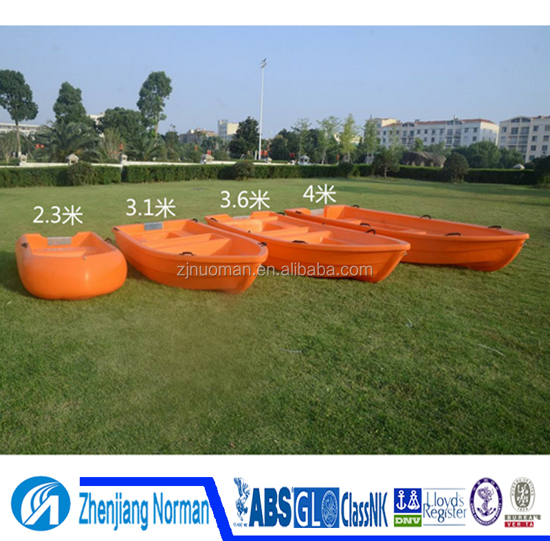 cheap PE boat fishing plastic boat for sale