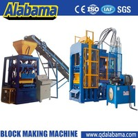 equipped with best parts eps hollow core concrete slab brick machine