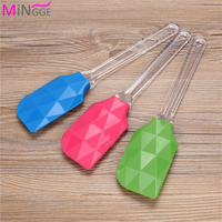 Silicone Baking Cake Cream Butter Spatula Mixed Batter Scraper