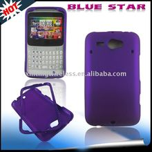 New ArrivalRubberized Protector Case for HTC chacha