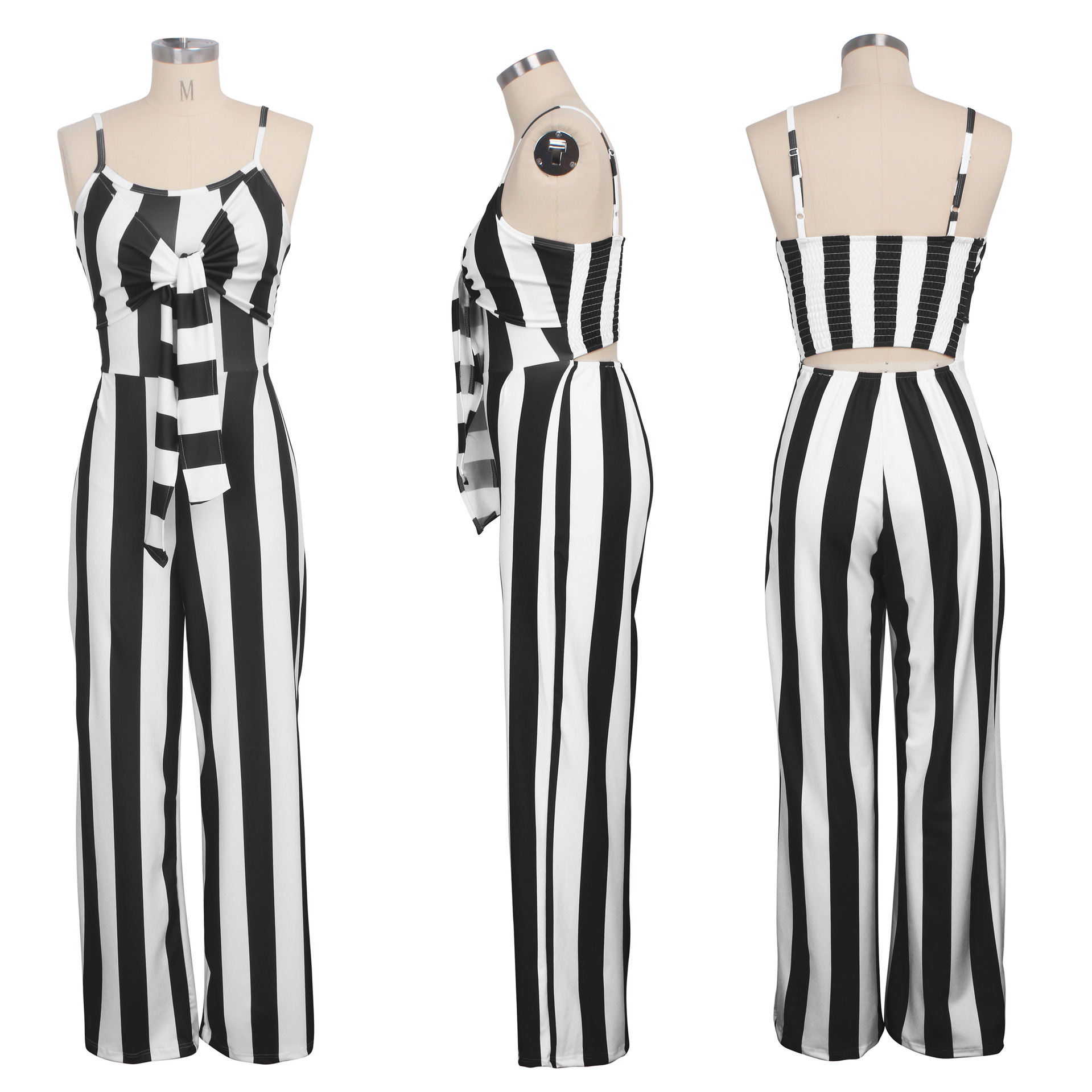 sexy jumpsuit for women print  halter jumpsuits women 2019