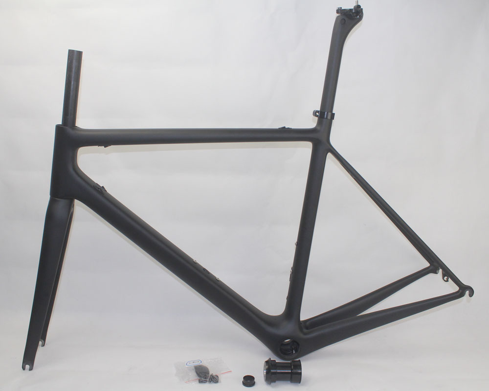 2015 hot sell carbon road bike frame 3K/UD/12k finished carbon road bike frame 54cm