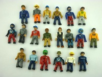 Free shipping wholesale 1000pcs bricks toy man workers promotion gift building blocks shenzhen toys for boys