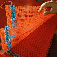 Strong Net polyester mesh bag Sack Holds Mesh Woven Bags 3 Sizes vegetable garlic onions
