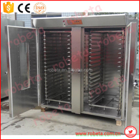 Electric Gas Diesel Rotary Oven/ Rotary Convection Gas Oven in China