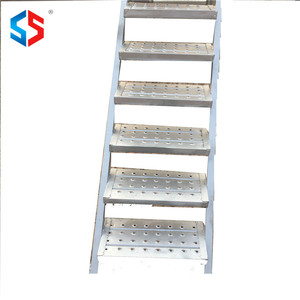 Galvanized Steel Deck Stairs, Galvanized Steel Deck Stairs Suppliers And  Manufacturers At Alibaba.com
