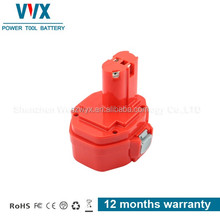 High quality 14.4V 2500mAh Ni-MH Power Tool Battery Rechargeable for Makita Replacement 8433D