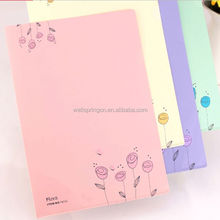 XG-5001 lovely cartoon pictures plastic file folder