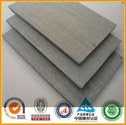 100% Asbestos Free CE standard waterproof fiber cement board Fireproof Waterproof outdoor decorative Boards Good quality