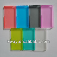 Ultra Slim Transparent Soft TPU Case Cover Skin Protector for iPod Nano 7 7th Generation