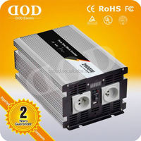 pure sine wave dc to ac inverter 2000w electronic power sine wave brain inversor