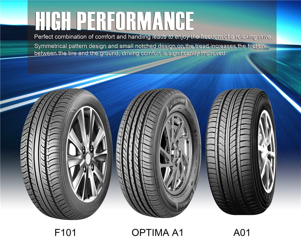 Aufine Cheap Car Tires 195/50R15 185/55R15 with ECE Certificate from manufacturer