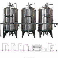 Water Treatment System Or Purifier With