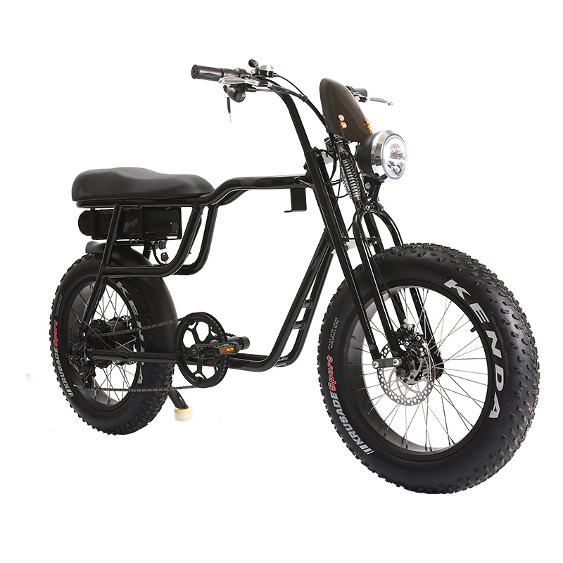 Adult Electric Bicycle 48V Lithium Battery 500W Electric Mountain <strong>Bike</strong>
