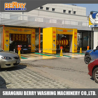 automatic mobile car wash equipment