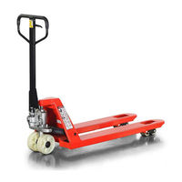 hand pallet truck rubber wheel for sale AC