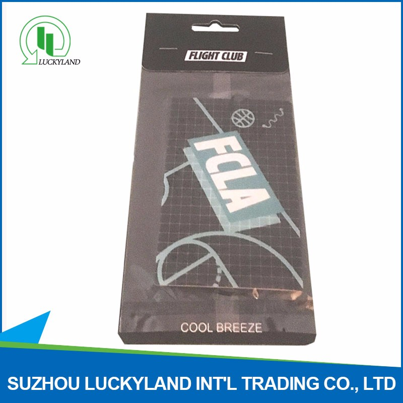 China Manufacturer Hanging Bulk Car Air Fresheners