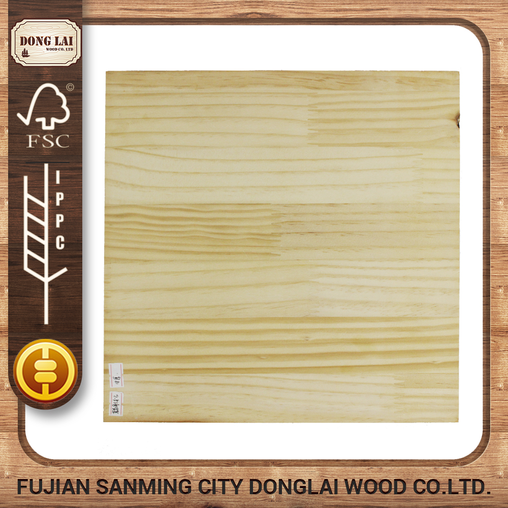 Custom Paulownia Bed Fiber Board Finger Jointed Joint Laminated