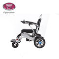 Flybrother Cheap price aluminum foldable electric wheelchair