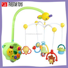 Factory hot sell rc new baby music mobile