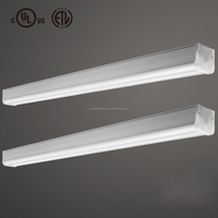 40w 1200mm Frosted 180 Beam Angle Linear LED Light Bar for room