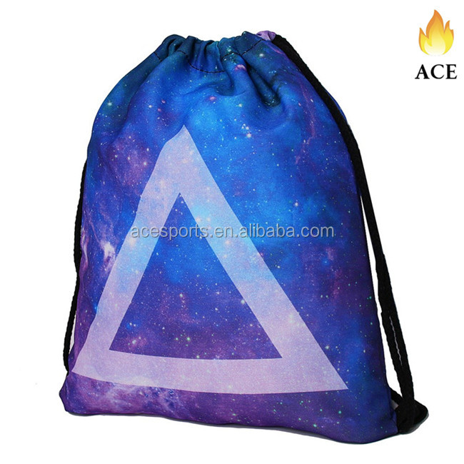 OEM popular custom sublimation colorful travel back pack with best price