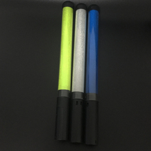 Plastic CE certificated 3*AAA Battery operated party favor glow stick, free samples is ready
